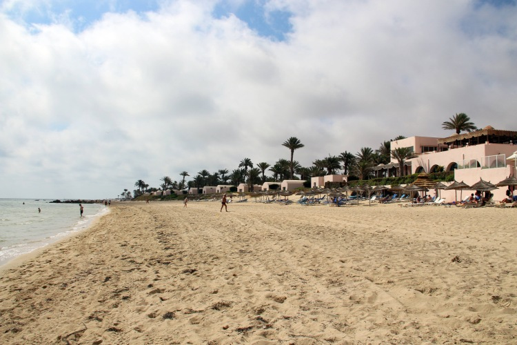 Тунис: Египет без рыбок. Тем, кто собирается на пляж.