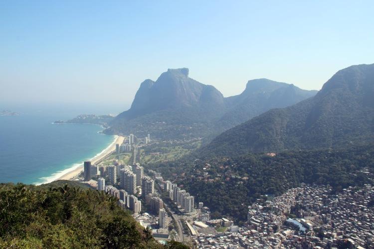 Бразилия: Игуасу, Рио, Амазонка и Сан-Паулу. Техника дела
